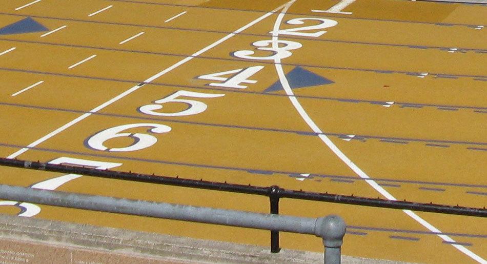 California golden bears track field boys girls bantam midget
